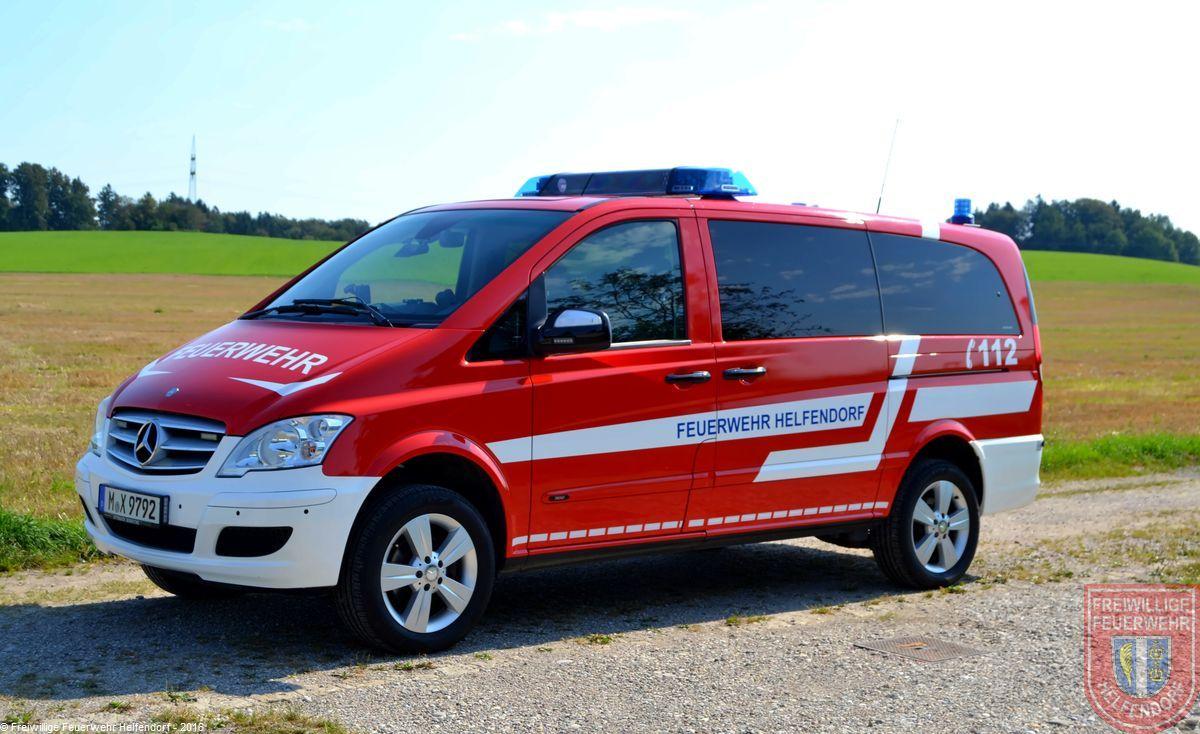Mannschatfstransportwagen - Helfendorf