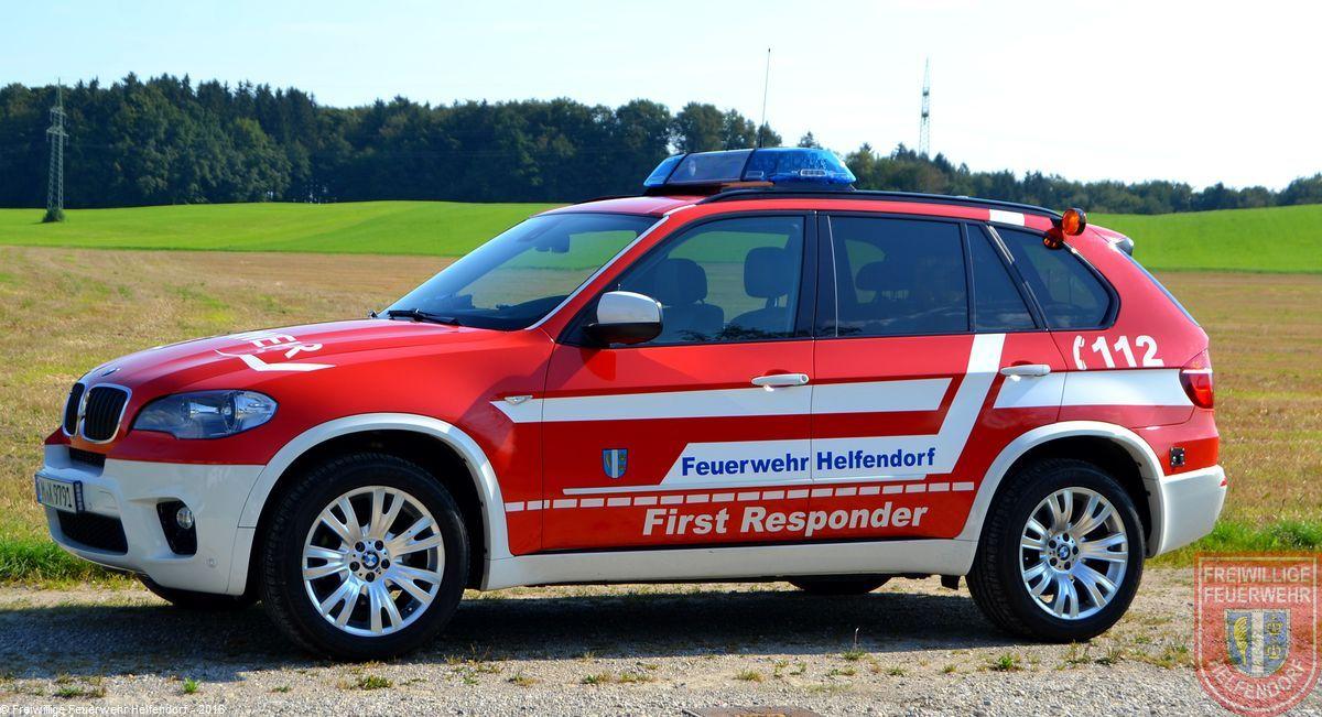 First Responder - Helfendorf