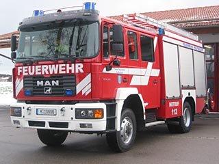 Löschgruppenfahrzeug LF 16/12 - Helfendorf
