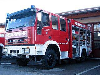 Tanklöschfahrzeug TLF 16/25 - Helfendorf